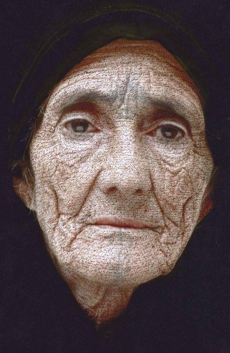 SHIRIN NESHAT, Zahra,2008