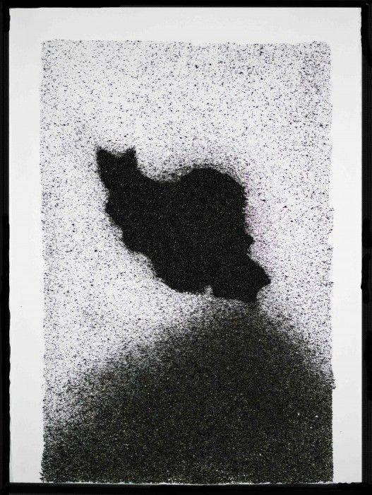 REZA DERAKSHANI, Dark Soil III, 2012
