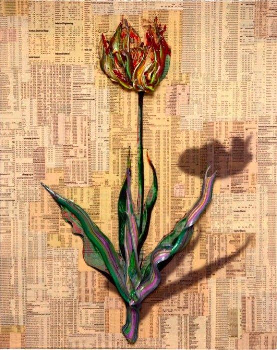 GORDON CHEUNG, De Cleyne Pronckert (Tulip Book), 2013