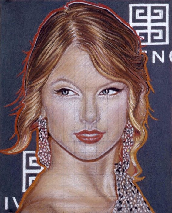 RICHARD PHILLIPS, Taylor Swift (Ten Most Wanted), 2011
