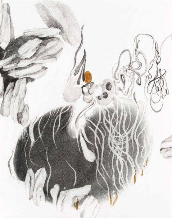 SHIVA AHMADI, Untitled I, 2013