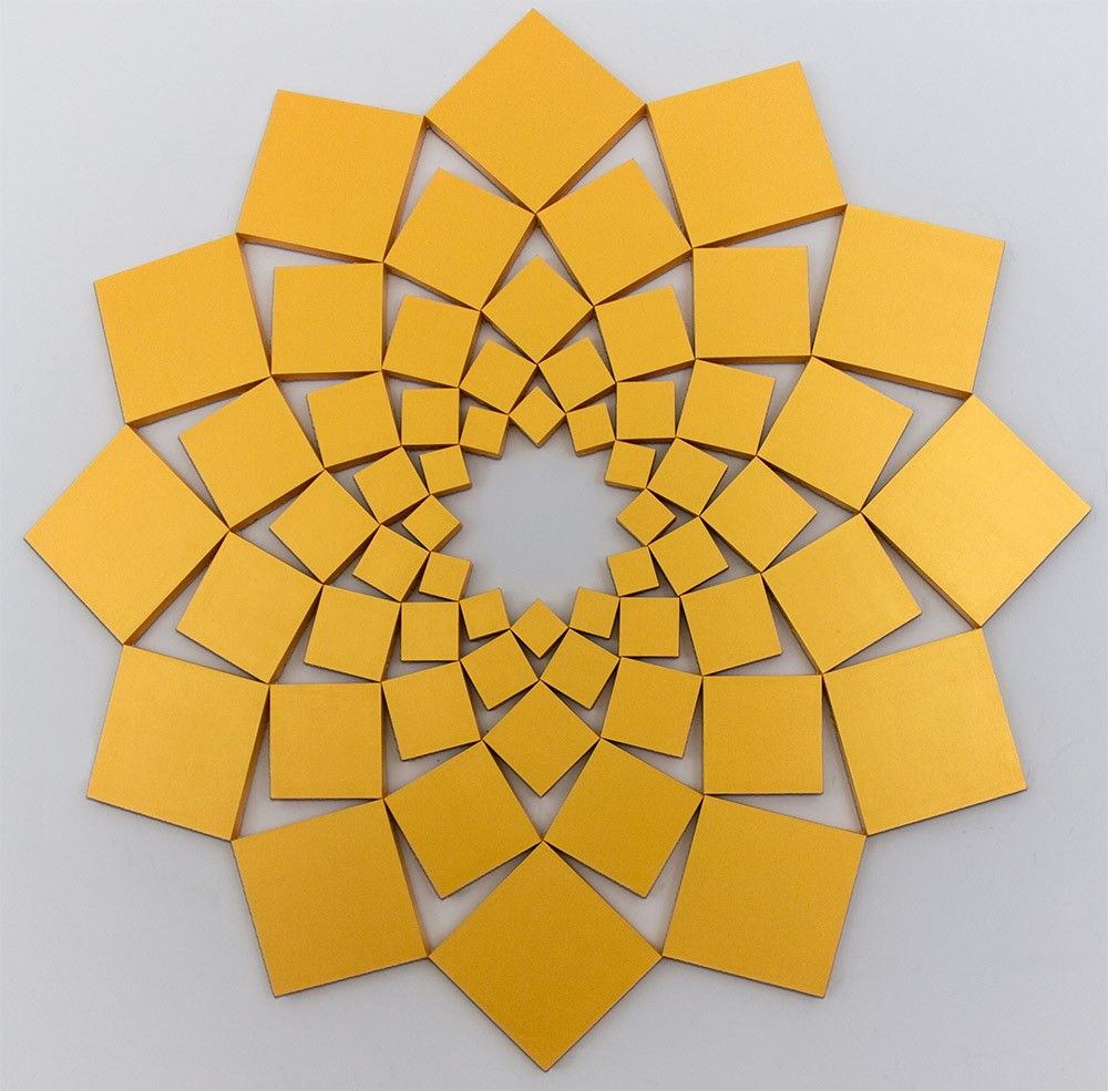 STEVEN NAIFEH, Saida V: Iridescent Gold, 1998