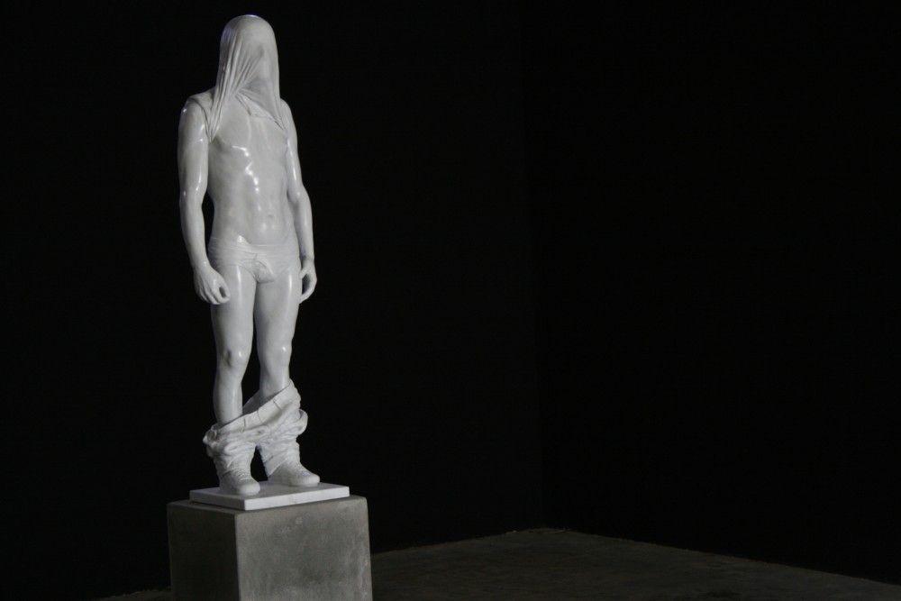 REZA ARAMESH, Action 137: 6:45 pm, 3 May 2012, Ramla, Proposal for a Public Sculpture, 2014
