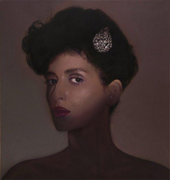 TANER CEYLAN, Esma Sultan (The Lost Paintings Series), 2012