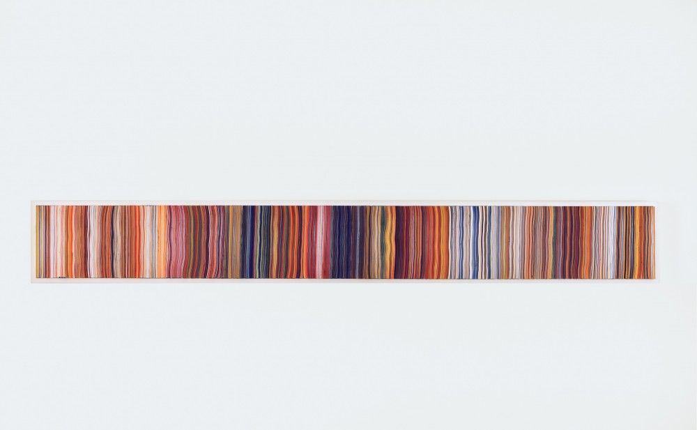 HADIEH SHAFIE, Stripe, 2014
