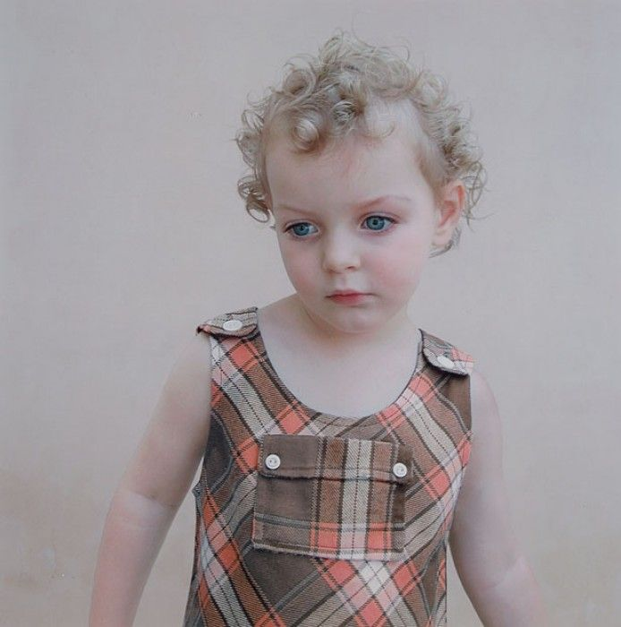 LORETTA LUX, Study of a Girl 2, 2002