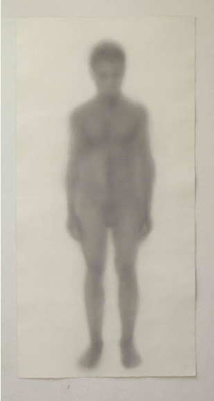 Ali Kazim, Untitled (Self Portrait), 2014