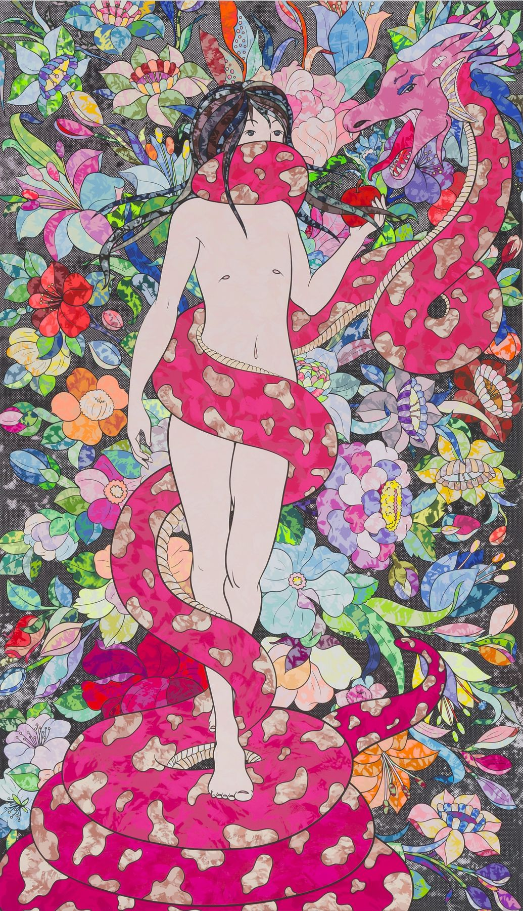 Soraya Sharghi, Tempting (Eve.2), 2018