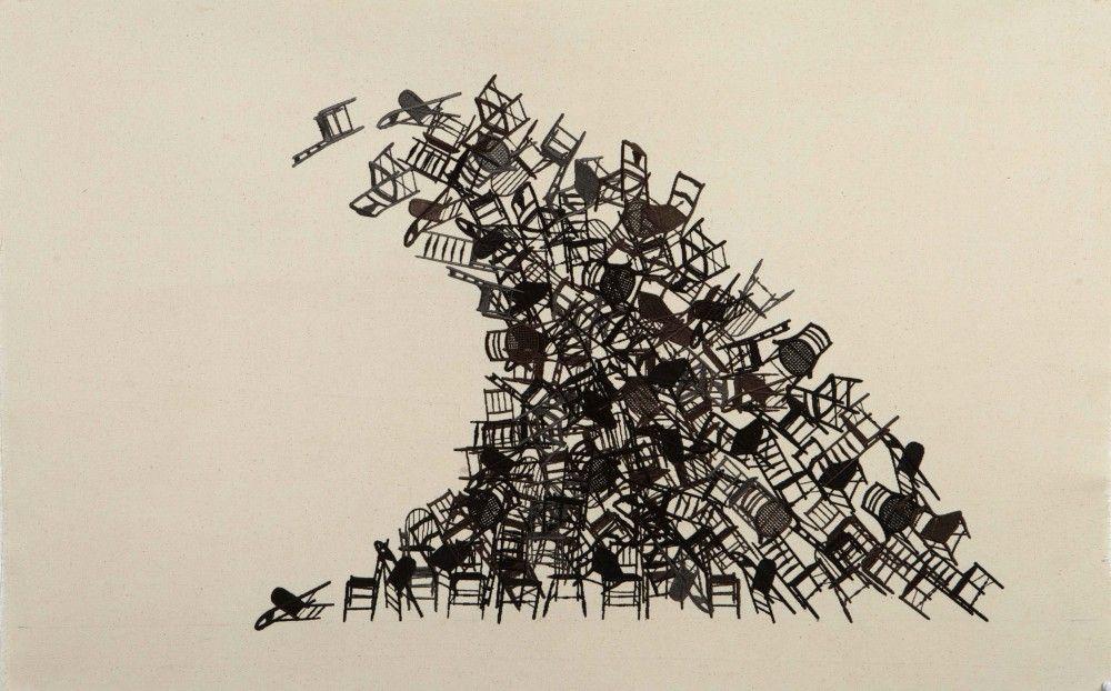 JULIA MANDLE, Rising Tide, 2012