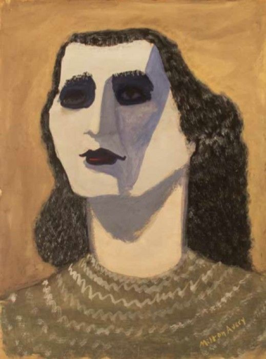 MILTON AVERY, Strong Woman, 1939