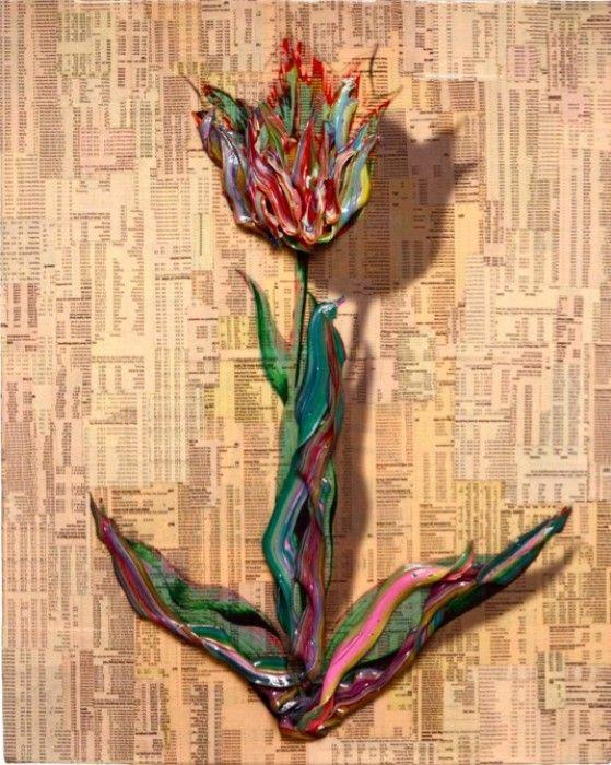 GORDON CHEUNG, Admirael Tol-Tulipbook (Tulip Book), 2013