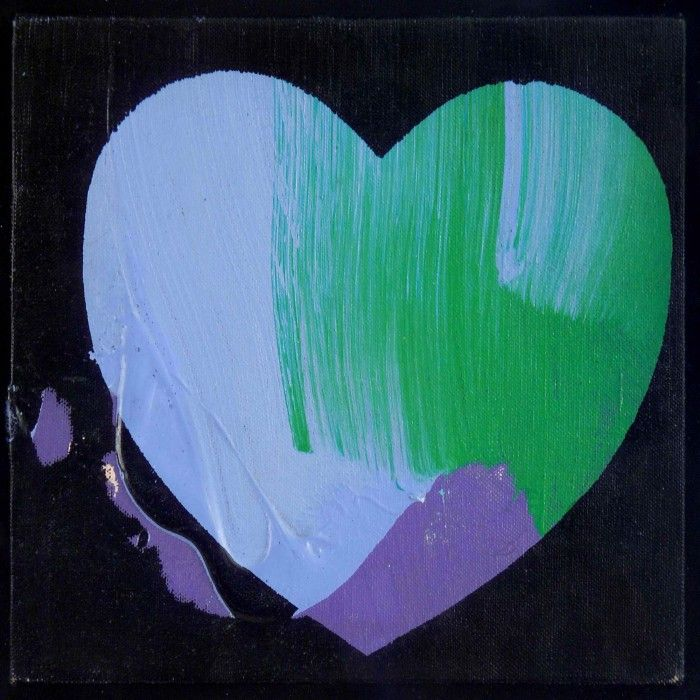 ANDY WARHOL, Heart, 1979
