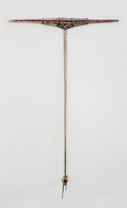 KAMBIZ SHARIF, Silence 3, 2014