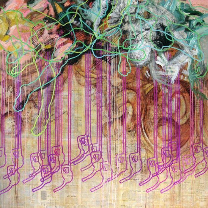 AYAD ALKADHI, Sleeping Beauties, 2011-2012