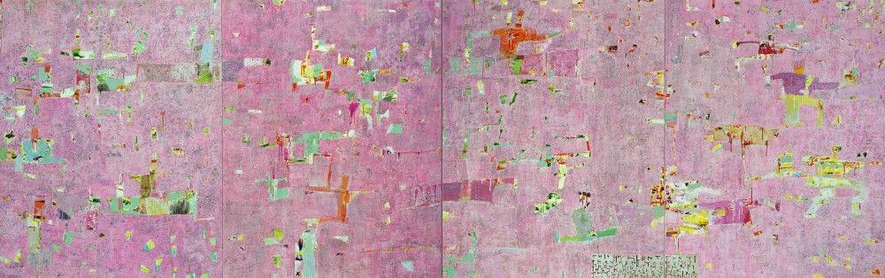 REZA DERAKSHANI, They Hunt the Pink, 2012