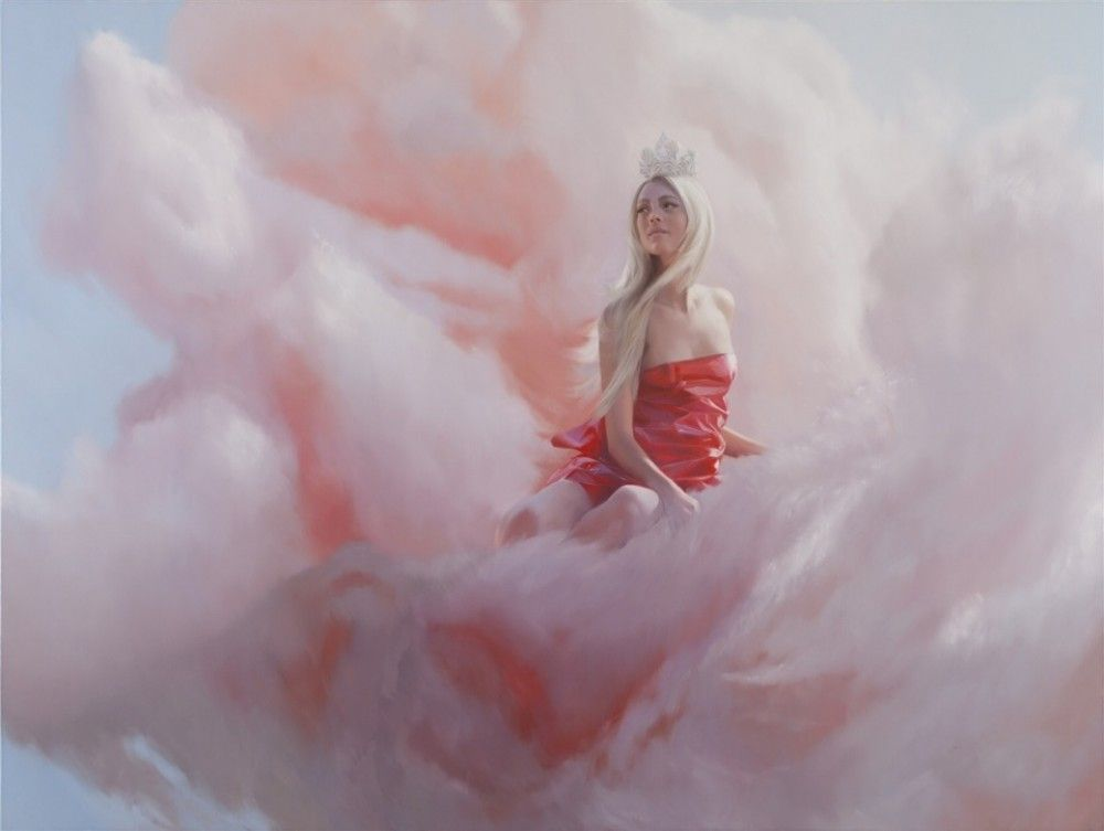 WILL COTTON, Cotton Candy Venus, 2010