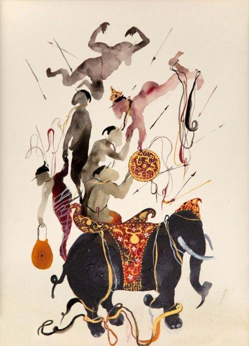 SHIVA AHMADI, Untitled 10 (from Throne), 2012