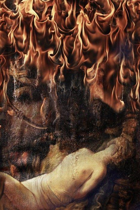 SHOJA AZARI, There Are No Non-Believers in Hell, 2010