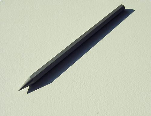 Iran do Espirito Santo, Silver Pencil, 2010