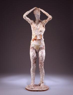 Manuel Neri Untitled Standing Figure