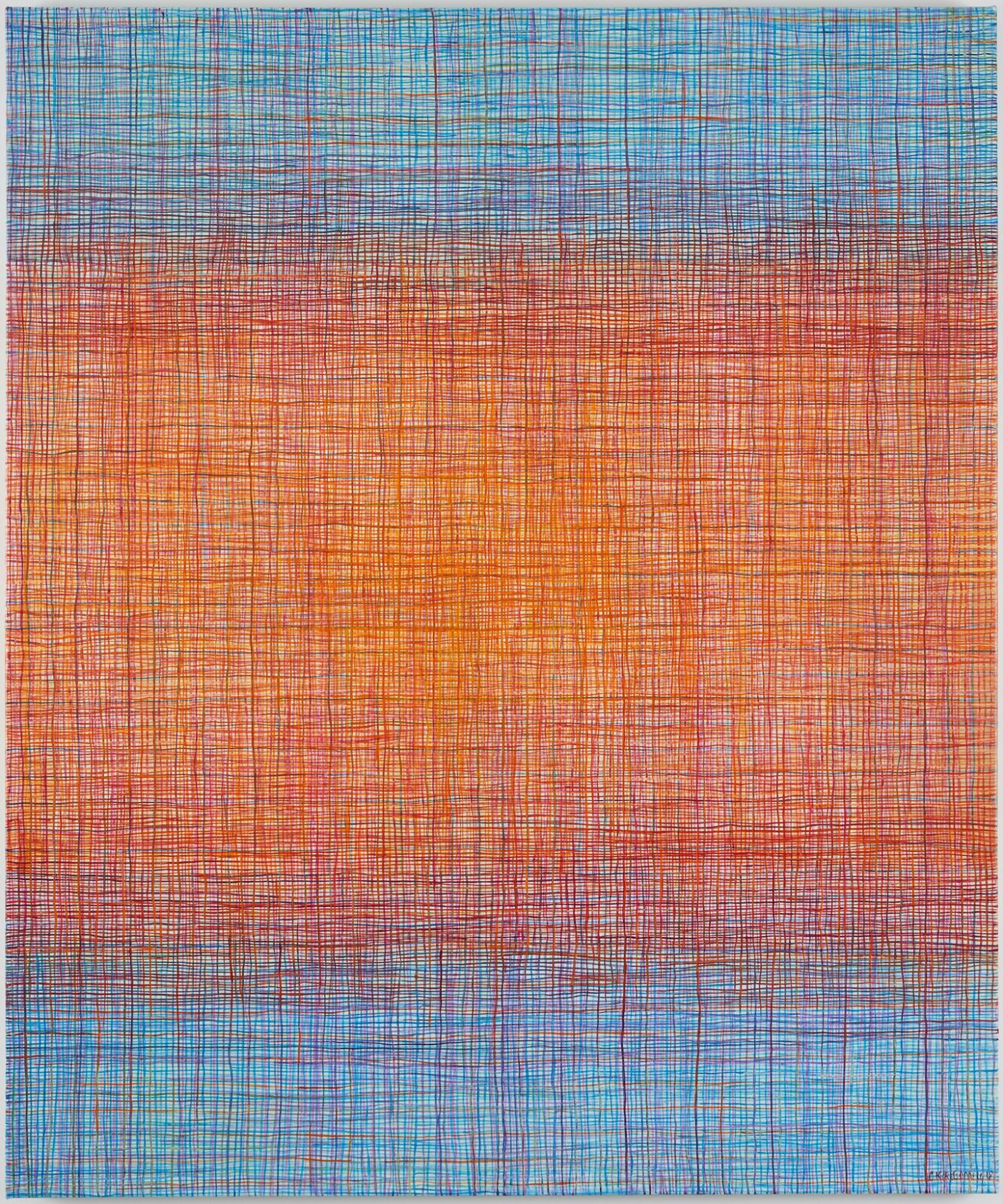 Clare Kirkconnell Warp and Weft, 2018