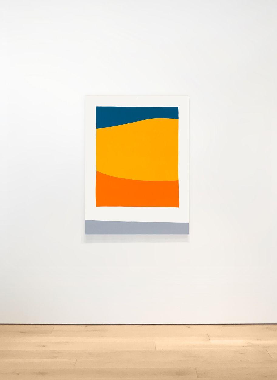 Paul Kremer Window 06 (Slope), 2018