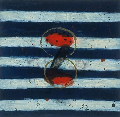 Squeak Carnwath Striped Bird, 1991