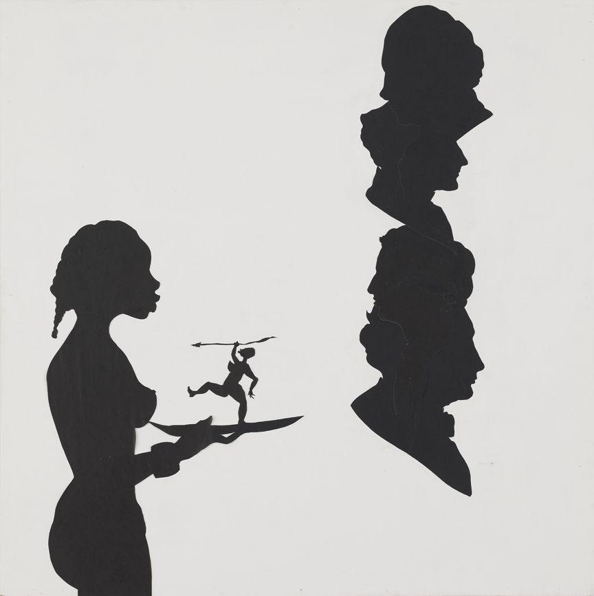 Kara Walker, Untitled, 1994