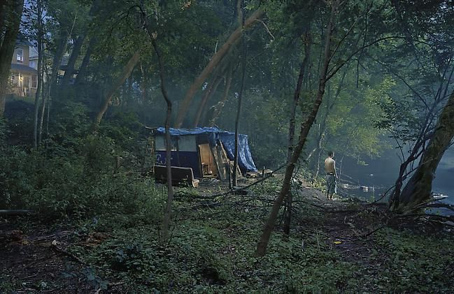 Gregory Crewdson Untitled (The Fort)