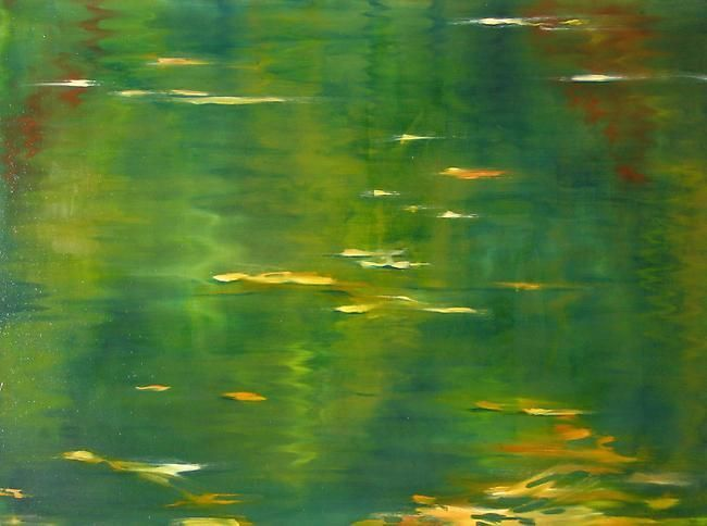 Clare Kirkconnell Pond Series III