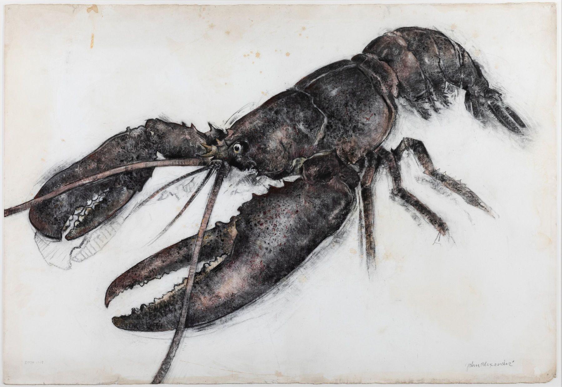 John Alexander The Mighty Crustacean, 2019