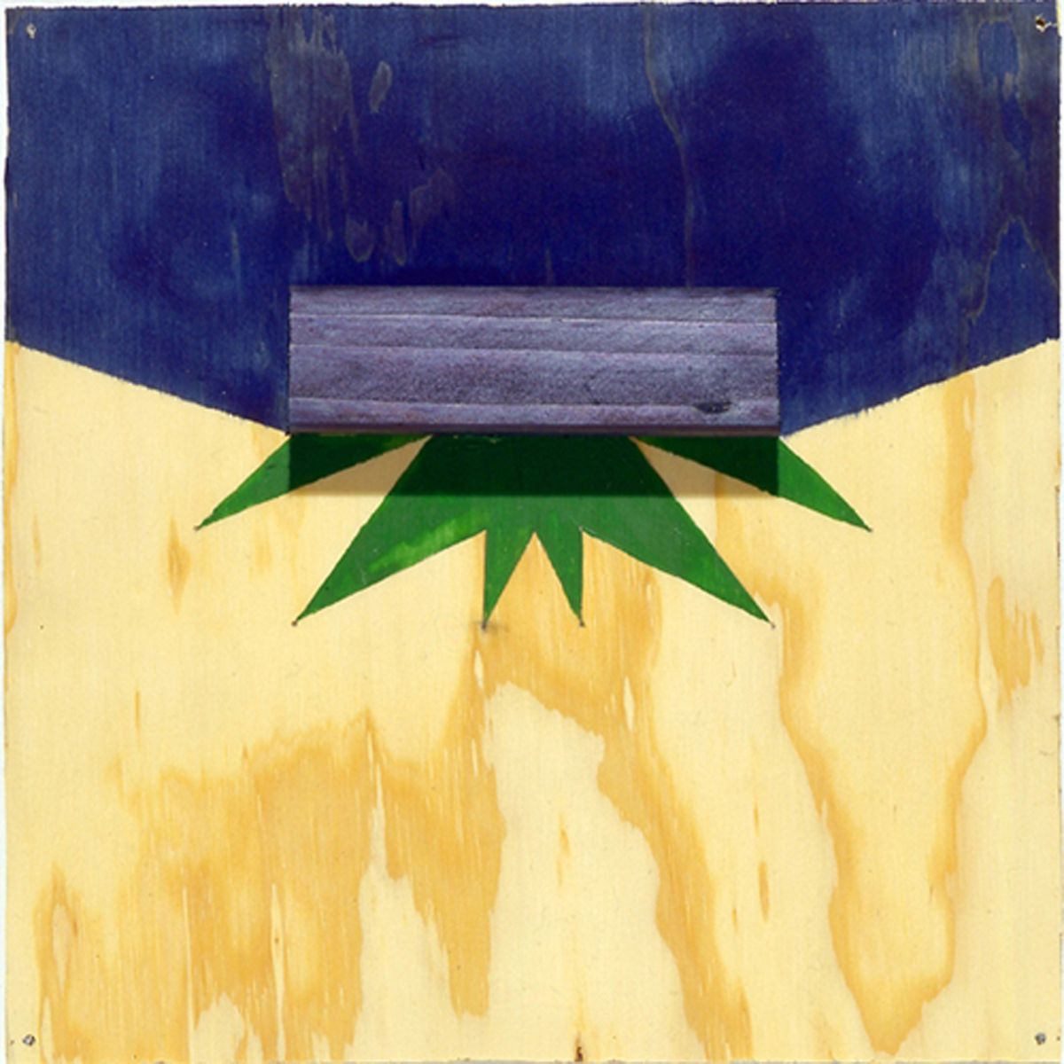 Richard Tuttle, Two With Any To #1,1999