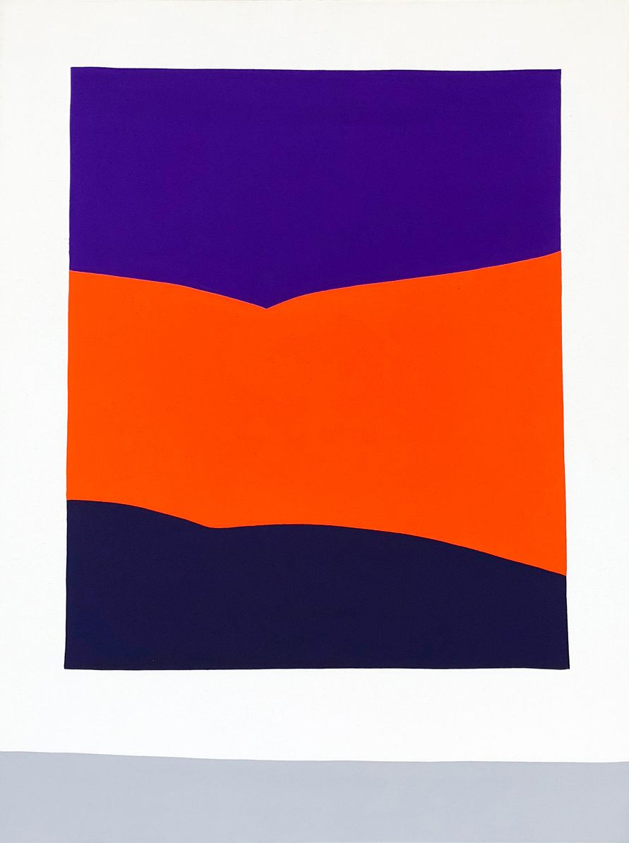 Paul Kremer Window 04 (Slope), 2018