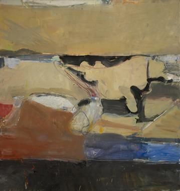 Richard Diebenkorn Berkeley #48