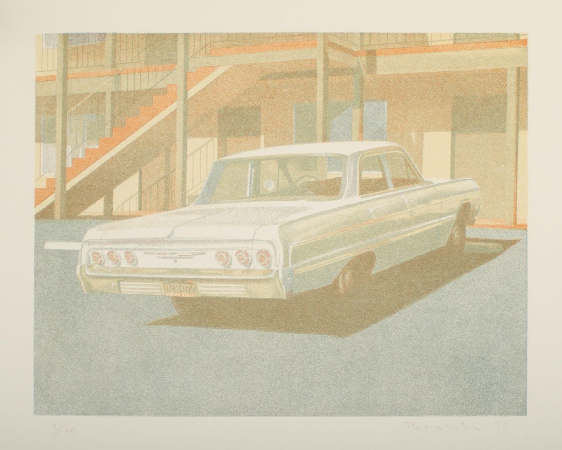 Robert Bechtle '64 Impala, 1973