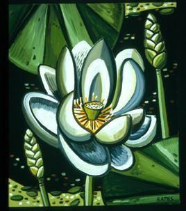 Water Magnolia 2004