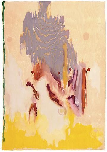 Helen Frankenthaler Geisha, 2003