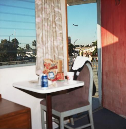 Zoe Crosher LAX Topper Motel, 2004