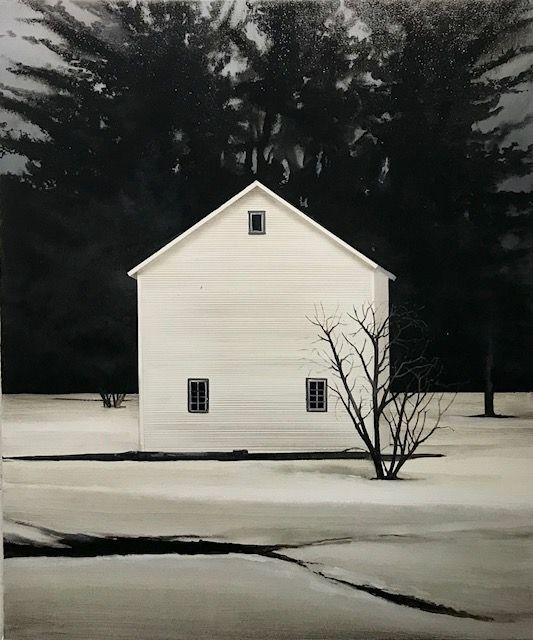Michael Gregory Slate-Quarry Road, 2018