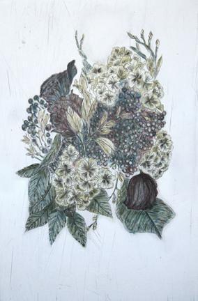 Kiki Smith Touch (hydrangea)