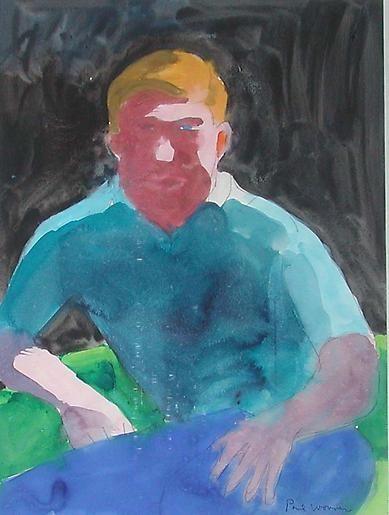 Portrait of R.S.