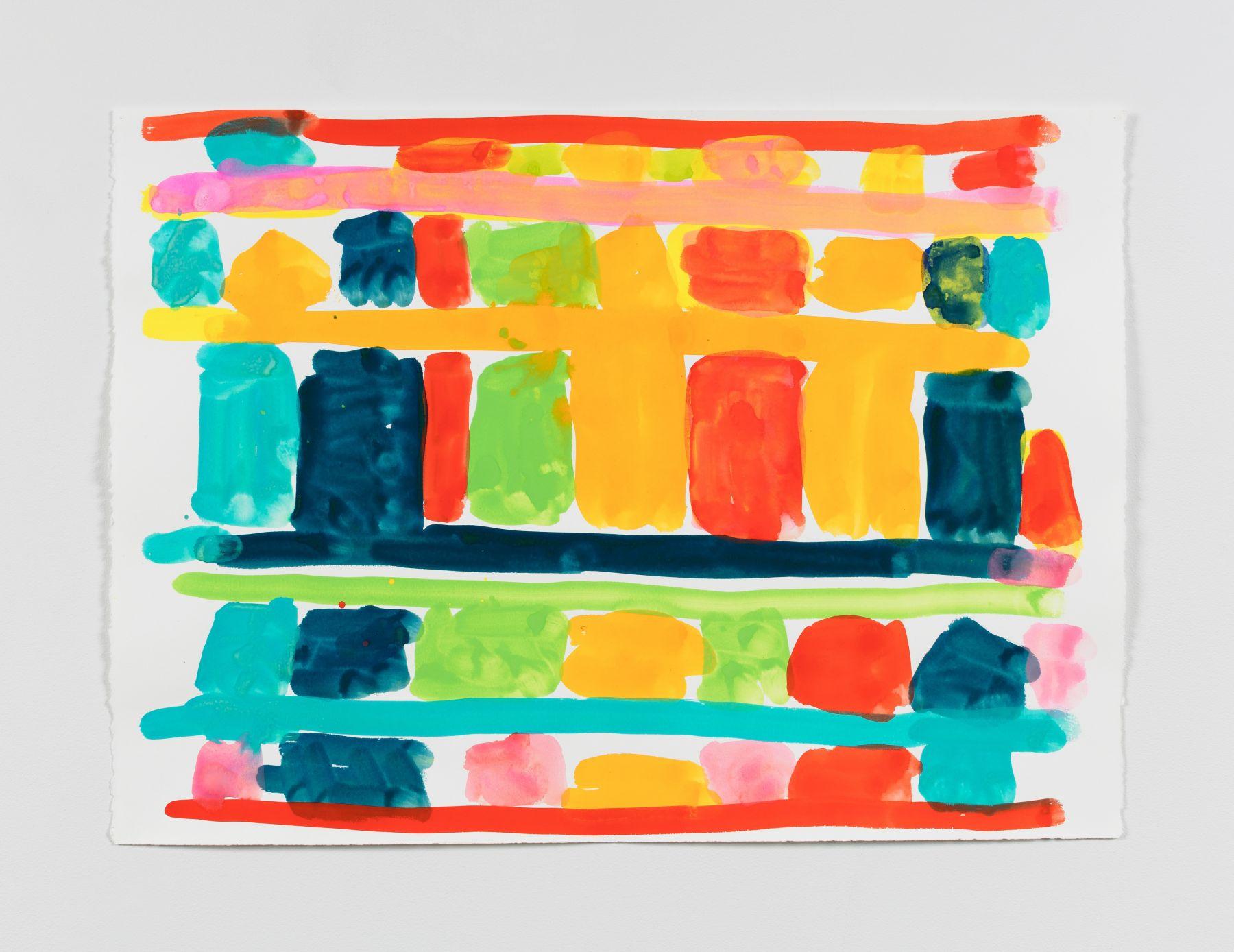 Stanley Whitney Untitled, 2015