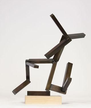 Untitled 2001-2004 bronze
