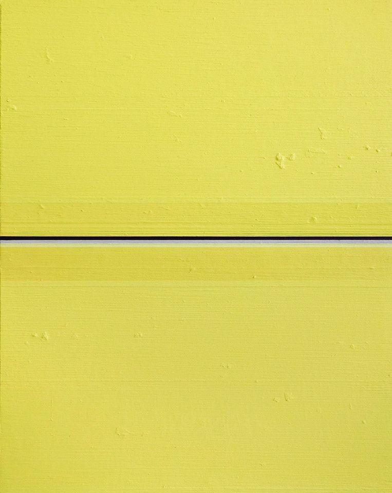 Minku Kim S.E.P (Horizon No. 4), 2018-19