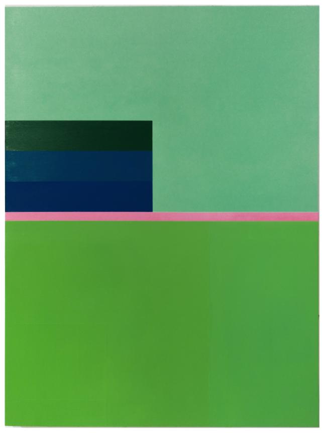 Minku Kim S.E.P (Green Lawn), 2018