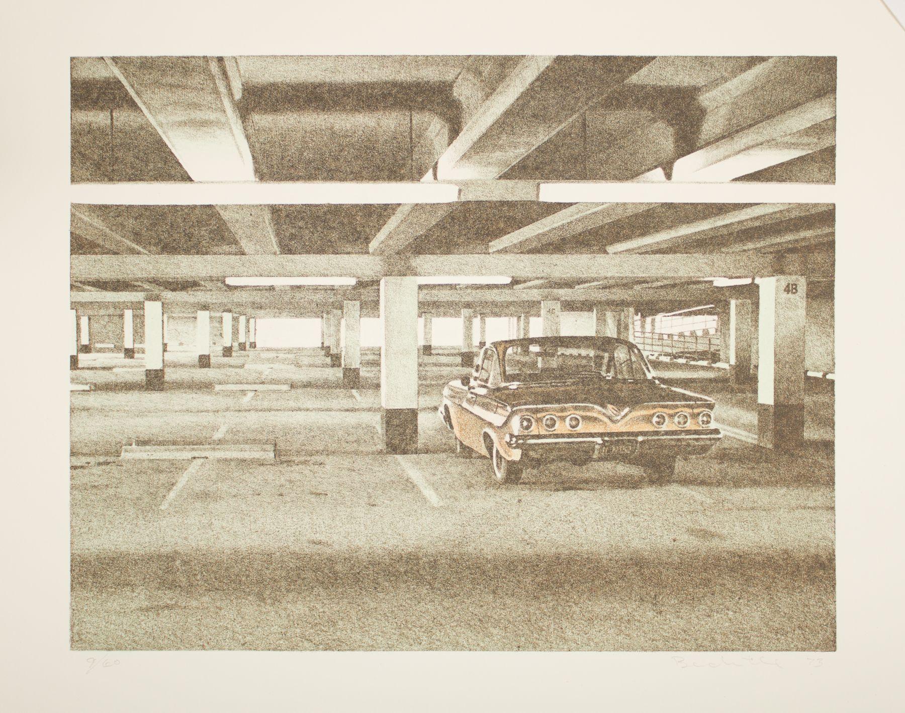 Robert Bechtle '61 Impala, 1973