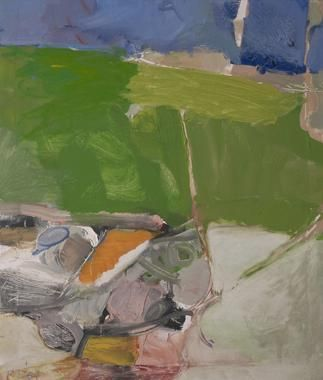 Richard Diebenkorn Berkeley #33