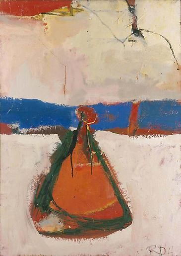 Richard Diebenkorn Untitled