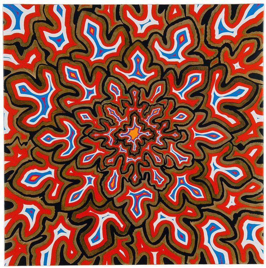 Fred Tomaselli Untitled, 2013