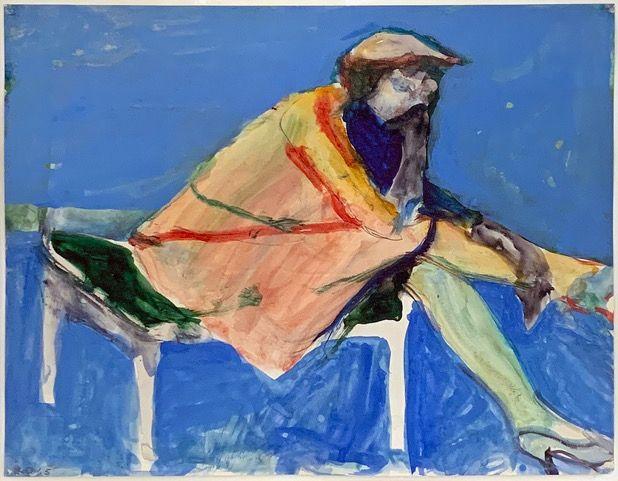 Richard Diebenkorn Untitled, 1965